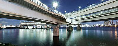Bridges - p1492m2005809 von Leopold Fiala