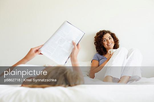 Ein entspannter Nachmittag - p5862718 von Kniel Synnatzschke