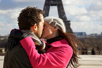 Paris - p6691671 by Jutta Klee photography