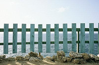 Fence - p0450694 by Jasmin Sander