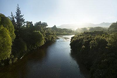 Fluss - p1217m1170105 von Andreas Koslowski