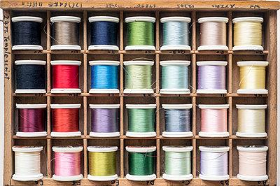 Cotton Reels - p1309m1158612 by Robert Lambert