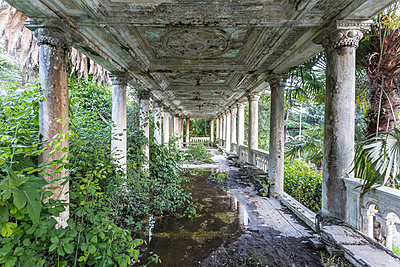 Abandoned train station - p1440m1497504 by terence abela