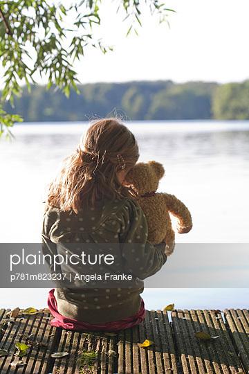 Teddy - p781m823237 von Angela Franke