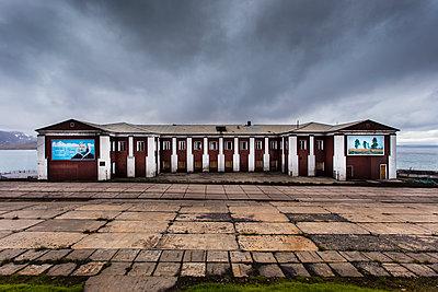 Barentsburg - p1256m1057673 by Sandra Jordan