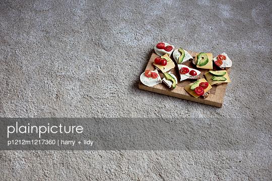 Butterbrote - p1212m1217360 von harry + lidy