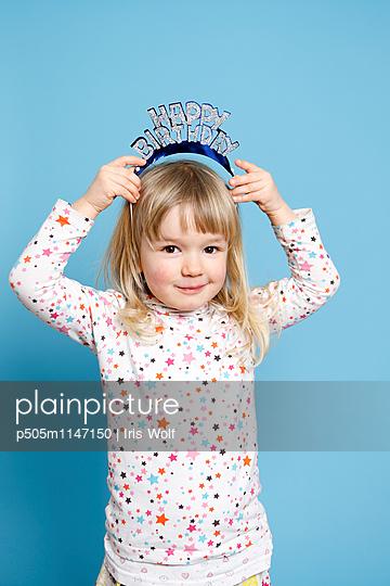 Happy Birthday - p505m1147150 von Iris Wolf