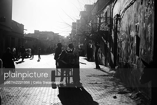 Marrakech04 - p987m2221956 by Célia Swaenepoel