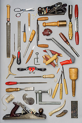 Wood work tool - p1323m1182053 by Sarah Toure