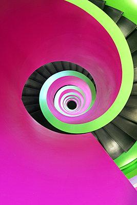 Spirale - p865m1005383 von atomara