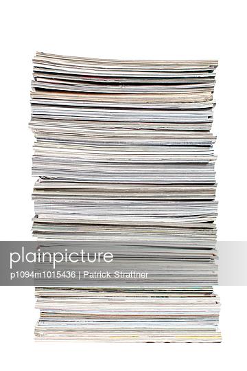Magazine - p1094m1015436 von Patrick Strattner