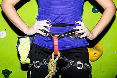 Klettern - p930m1083665 von Phillip Gätz