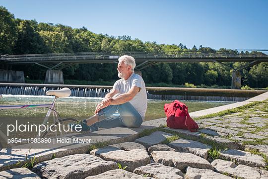 Pause - p954m1588990 von Heidi Mayer