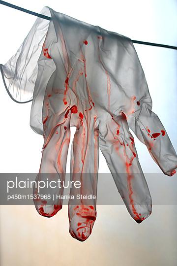 Blutflecken      - p450m1537968 von Hanka Steidle