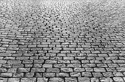 Paving Stones - p1418m1571519 by Jan Håkan Dahlström