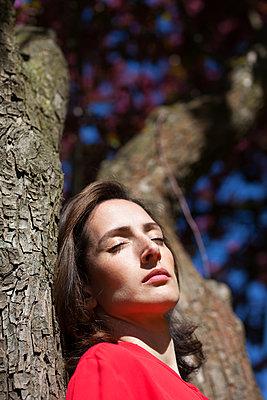 Die Natur genießen - p045m1590221 von Jasmin Sander