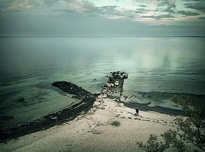 Mole Hohwachter Bucht - p1282m1105074 von Stefano Boragno