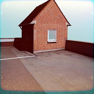 Haus - p230m889903 von Peter Franck