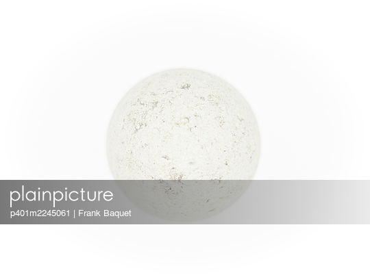 Glass marble - p401m2245061 by Frank Baquet