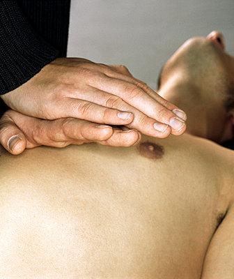 Herzmassage - p7810069 von Angela Franke