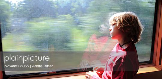 Unterwegs - p264m908065 von André Bitter
