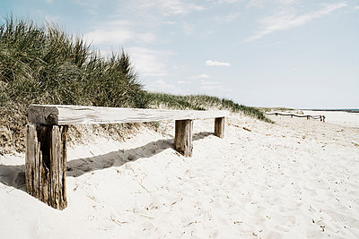 Beach, Denmark - p1162m952147 by Ralf Wilken