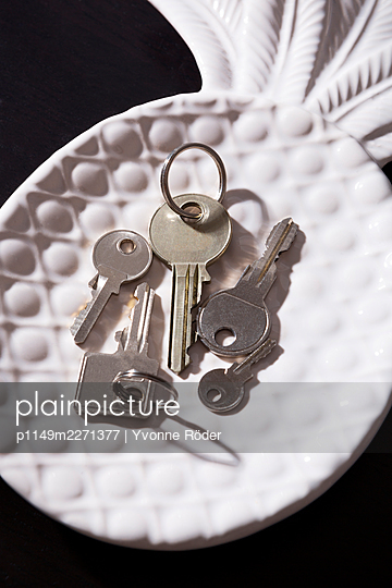 Keys - p1149m2271377 by Yvonne Röder