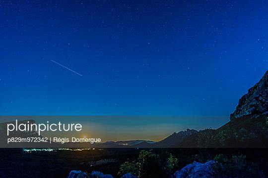 Sternenhimmel - p829m972342 von Régis Domergue