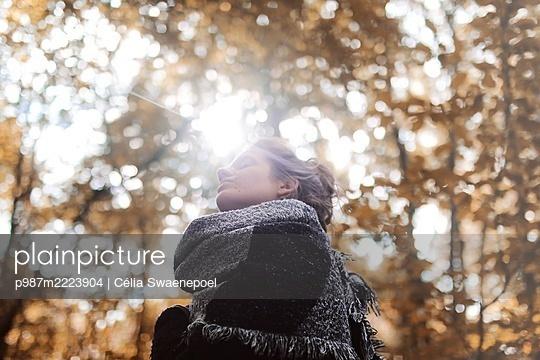 L'automne arrive 01 - p987m2223904 by Célia Swaenepoel