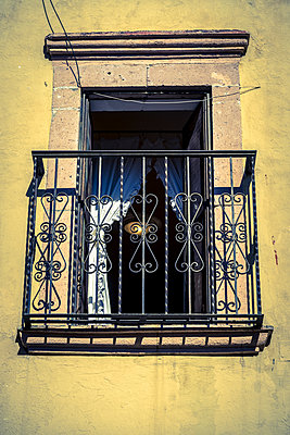 Balcony, Mexico - p1170m1573322 by Bjanka Kadic