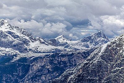 Dolomites - p1234m1051485 by mathias janke