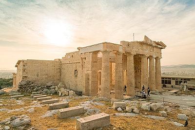 Greece, Athens, Acropolis, Parthenon - p300m1585425 von A. Tamboly