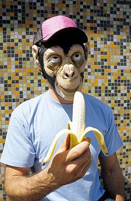 Masked - p0451433 by Jasmin Sander