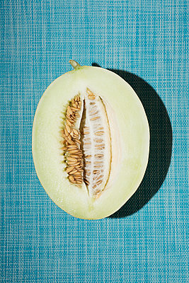 Honeydew melon - p1149m1146836 by Yvonne Röder
