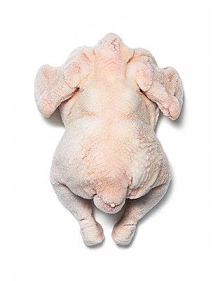Hähnchen, gefroren, Fleisch, Essen - p1316m1161129 von Robert Striegl