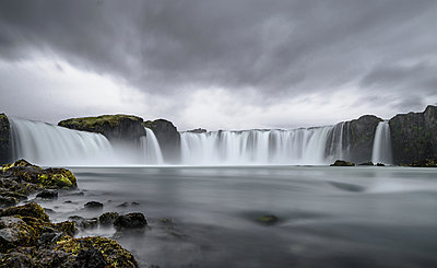 Waterfall of the Gods - p1487m1564209 by Ludovic Mornand