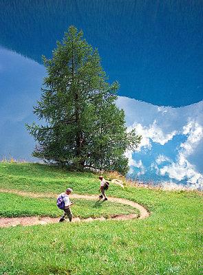 Wandern gehen - p3180142 von Christoph Eberle