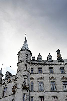 Dunrobin Castle - p1124m1502169 von Willing-Holtz