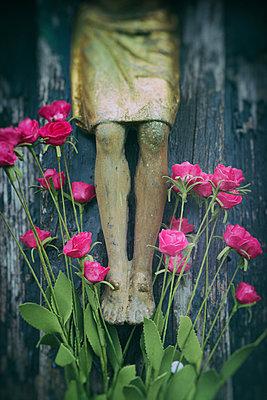 Christusfigur - p1149m1124388 von Yvonne Röder