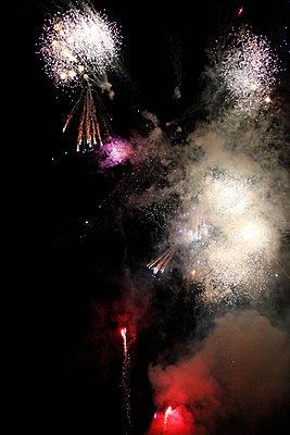 Feuerwerk - p1021m932447 von MORA