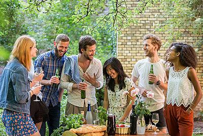 BBQ-Party - p1284m1161547 von Ritzmann