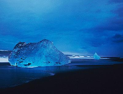 Gletscherlagune - p9791080 von Holger Gruss