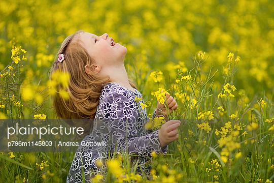 Im Feld - p796m1145803 von Andrea Gottowik