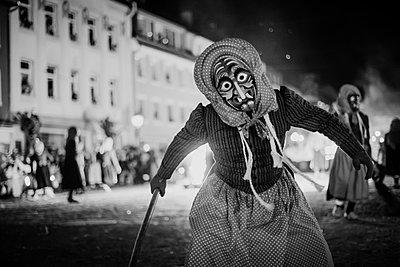 Germany, Waldkirch, Witches - p858m2158477 by Lucja Romanowska