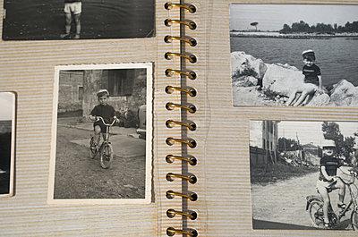 Old photo album  - p564m2045749 by Dona