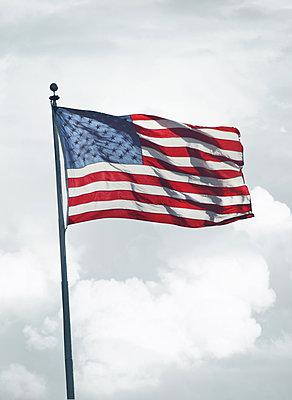 American Flag - p984m1160228 by Mark Owen
