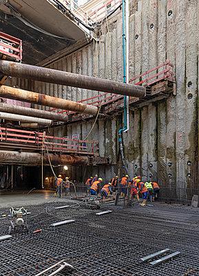 Bauarbeiter - p1292m2151580 von Niels Schubert