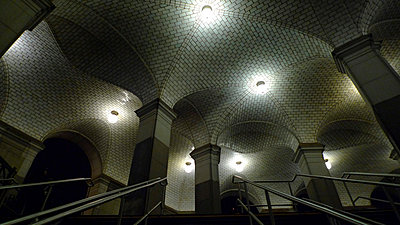 Ceiling of the Paris metro - p56711173 by Le Cercle Rouge