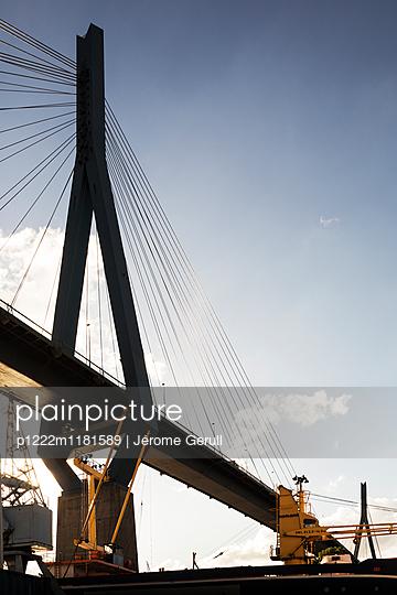 Köhlbrandbrücke - p1222m1181589 von Jérome Gerull