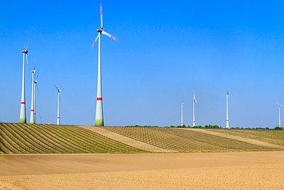 Windpark I - p417m815688 von Pat Meise